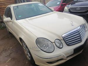 Mercedes-Benz E350 2008 Pearl   Cars for sale in Lagos State, Alimosho