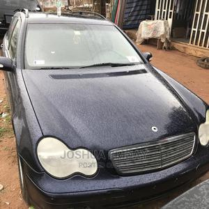 Mercedes-Benz C-Class 2002 C 200 Kompressor (W203) Blue | Cars for sale in Edo State, Benin City