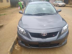 Toyota Corolla 2010 Gray | Cars for sale in Lagos State, Ifako-Ijaiye