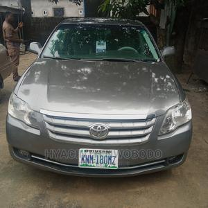 Toyota Avalon 2006 Limited Gray   Cars for sale in Rivers State, Obio-Akpor