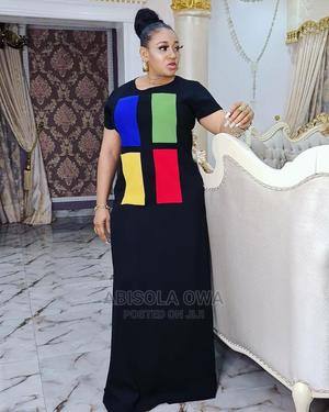 A Long Black and White Dress   Clothing for sale in Abuja (FCT) State, Garki 1