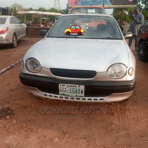 Toyota Corolla 1999 Liftback Silver | Cars for sale in Abuja (FCT) State, Lugbe District
