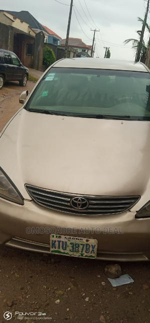 Toyota Camry 2006 Gold | Cars for sale in Lagos State, Alimosho