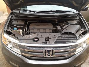 Honda Odyssey 2012 EX Gray   Cars for sale in Kwara State, Ilorin West