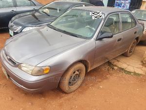Toyota Corolla 1999 Automatic Gray | Cars for sale in Oyo State, Ibadan