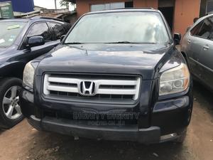 Honda Pilot 2007 EX 4x4 (3.5L 6cyl 5A) Black   Cars for sale in Lagos State, Ikorodu