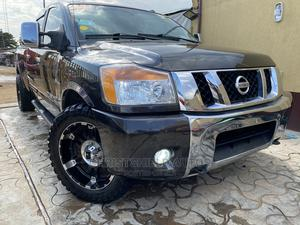 Nissan Titan 2008 King Cab PRO-4X Brown | Cars for sale in Lagos State, Alimosho