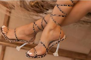 Heels With Rope   Shoes for sale in Lagos State, Oshodi