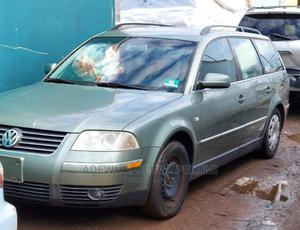 Volkswagen Passat 2002 1.8 Automatic Green   Cars for sale in Lagos State, Abule Egba