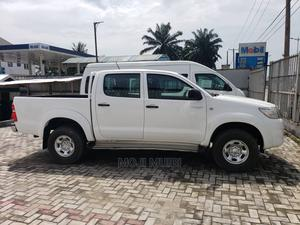 Toyota Hilux 2012 White | Cars for sale in Rivers State, Port-Harcourt