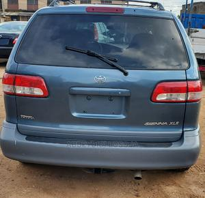 Toyota Sienna 2002 XLE Blue | Cars for sale in Lagos State, Alimosho