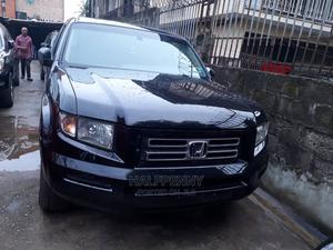 Honda Ridgeline 2008 RTL Black   Cars for sale in Lagos State, Isolo