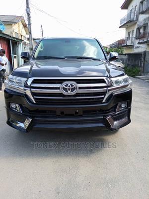 Toyota Land Cruiser Prado 2016 VX Black | Cars for sale in Lagos State, Shomolu