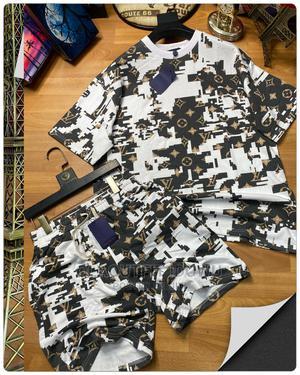 Luxury Original Dior Combo Short T-Shirt   Clothing for sale in Lagos State, Lagos Island (Eko)