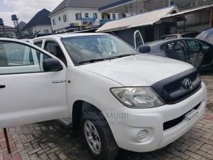 Toyota Hilux 2009 White | Cars for sale in Rivers State, Port-Harcourt
