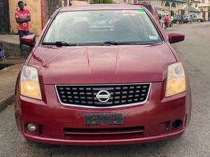 Nissan Sentra 2008 2.0 SL Red | Cars for sale in Lagos State, Ikeja