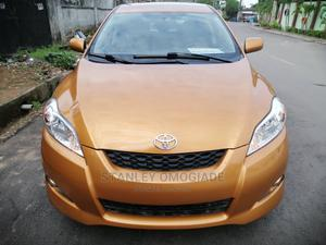 Toyota Matrix 2010 Gold | Cars for sale in Lagos State, Yaba