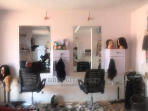 A Furnished Unisex Saloon | Commercial Property For Sale for sale in Oyo State, Lagelu