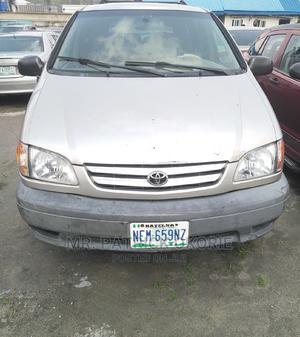 Toyota Sienna 2001 CE Silver   Cars for sale in Rivers State, Port-Harcourt