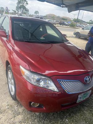 Toyota Camry 2008 2.4 LE Red | Cars for sale in Delta State, Uvwie