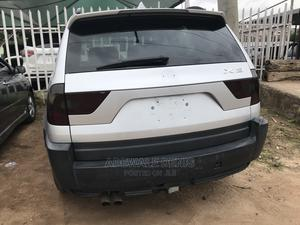 BMW X3 2004 3.0i Sports Activity Silver | Cars for sale in Lagos State, Ikeja