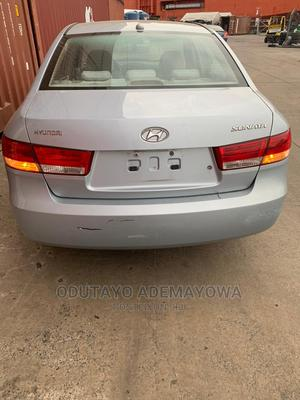 Hyundai Sonata 2008 2.4 GLS | Cars for sale in Lagos State, Kosofe