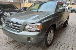 Toyota Highlander 2005 Green | Cars for sale in Lagos State, Agege