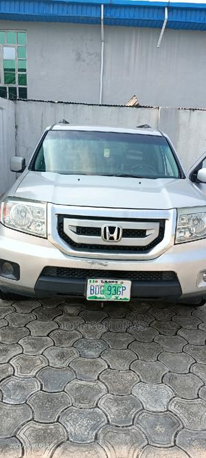 Honda Pilot 2011 EX 4dr SUV (3.5L 6cyl 5A) Silver | Cars for sale in Bayelsa State, Yenagoa