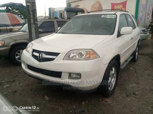 Acura MDX 2005 White | Cars for sale in Lagos State, Apapa