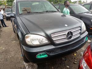 Mercedes-Benz M Class 2004 Gray | Cars for sale in Lagos State, Amuwo-Odofin