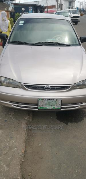 Toyota Corolla 1999 Automatic Gold | Cars for sale in Lagos State, Apapa