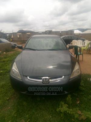 Honda Accord 2004 Automatic Gray | Cars for sale in Abuja (FCT) State, Kubwa