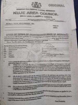 Estate Plot   Land & Plots For Sale for sale in Abuja (FCT) State, Kuje
