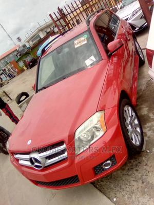 Mercedes-Benz GLK-Class 2011 350 4MATIC Red | Cars for sale in Lagos State, Amuwo-Odofin