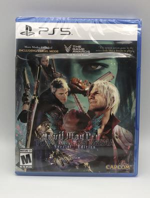 Devil May Cry 5 Special Edition PS5 Playstation 5 | Video Games for sale in Lagos State, Agege