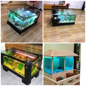 Center Table Aquarium Tank | Fish for sale in Lagos State, Surulere