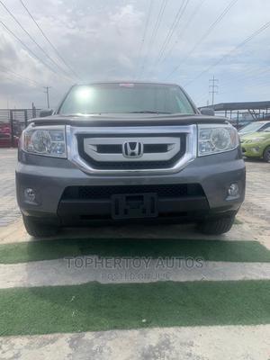 Honda Pilot 2009 Gray   Cars for sale in Lagos State, Lekki