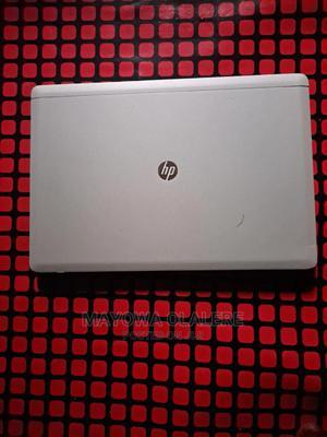 Laptop HP EliteBook Folio 9470M 4GB Intel Core I7 HDD 500GB | Laptops & Computers for sale in Oyo State, Ibadan