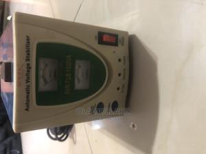 1000va Sonik Voltage Stabilizer / Regulator | Home Appliances for sale in Abuja (FCT) State, Kubwa