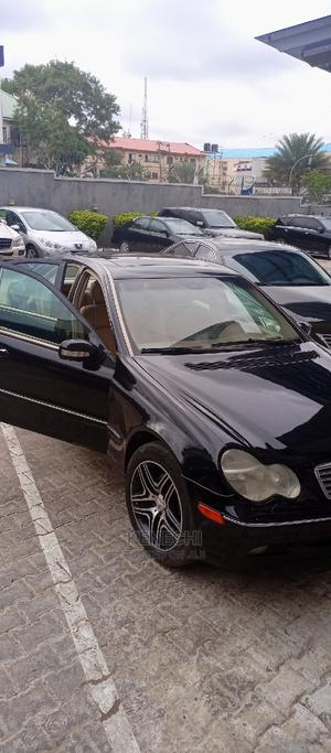 Mercedes-Benz C320 2003 Black   Cars for sale in Abuja (FCT) State, Wuse 2