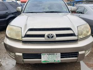 Toyota 4-Runner 2005 Gold | Cars for sale in Lagos State, Ikeja