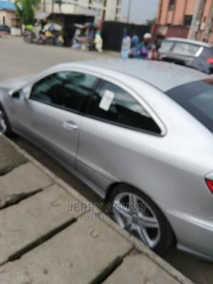 Mercedes-Benz CLC 2009 200 K Silver | Cars for sale in Lagos State, Surulere