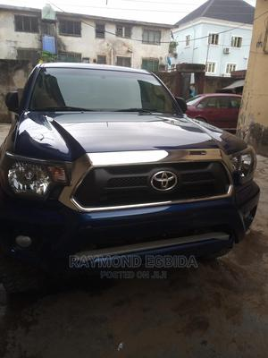 Toyota Tacoma 2015 Blue   Cars for sale in Lagos State, Apapa