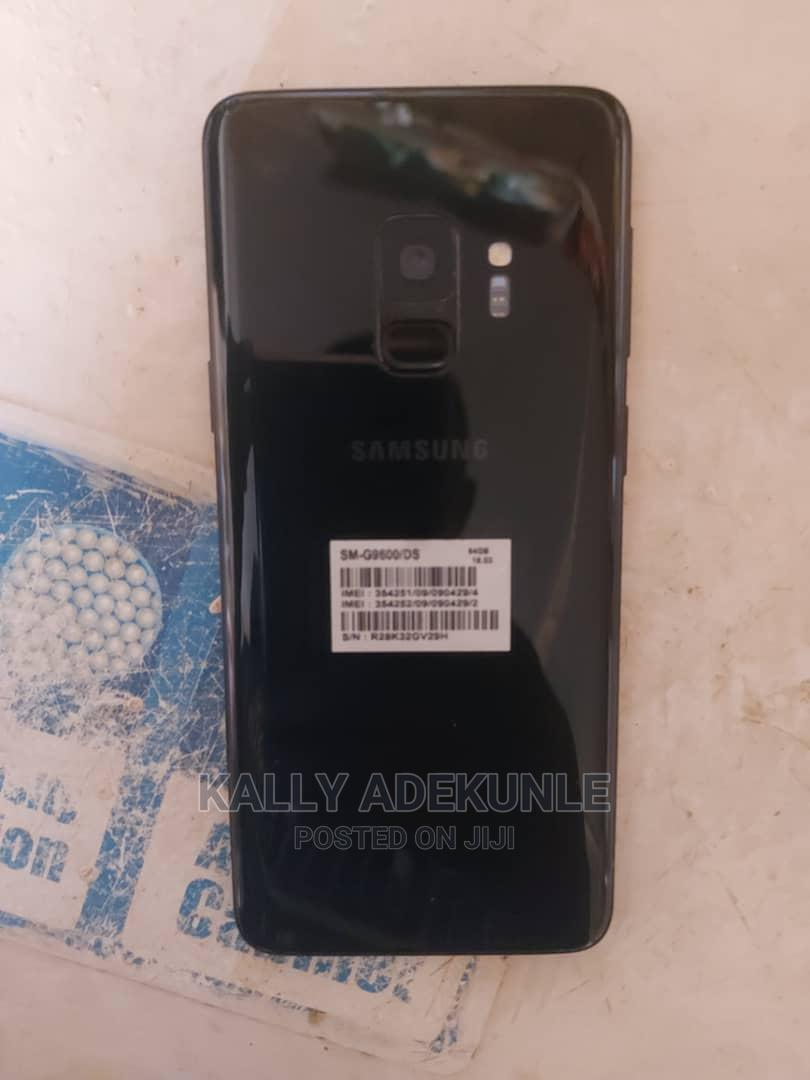 Samsung Galaxy S9 64 GB Black | Mobile Phones for sale in Alimosho, Lagos State, Nigeria