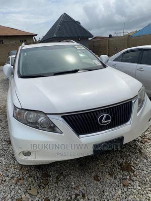 Lexus RX 2012 350 AWD White | Cars for sale in Oyo State, Ibadan