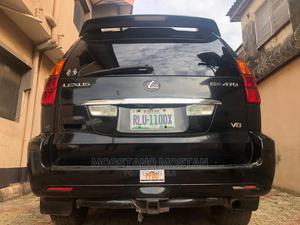 Lexus GX 2004 470 Black | Cars for sale in Lagos State, Ogudu