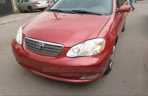 Toyota Corolla 2006 LE Red   Cars for sale in Lagos State, Ikeja