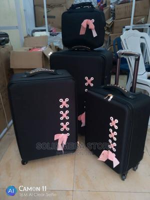 Set of 4 Trolley Luggage Box   Bags for sale in Lagos State, Lagos Island (Eko)