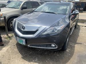 Acura ZDX 2010 Base AWD Gray | Cars for sale in Lagos State, Amuwo-Odofin