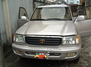 Toyota Land Cruiser 2000 Silver | Cars for sale in Rivers State, Port-Harcourt